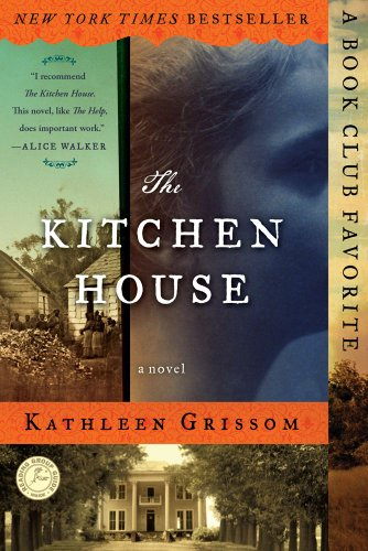 The Kitchen House, Book Cover