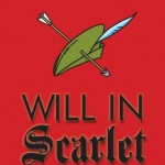 Will in Scarlet, Book Cover