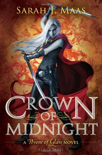 Crown of Midnight, Book Cover