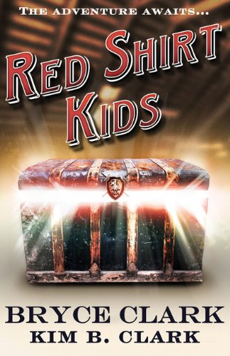 Red Shirt Kids, Book Cover
