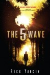 The 5th Wave, Book Cover