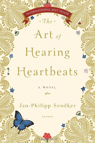 The Art of Hearing Heartbeats, Book Cover