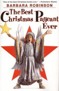 The Best Christmas Pageant Ever, Book Cover