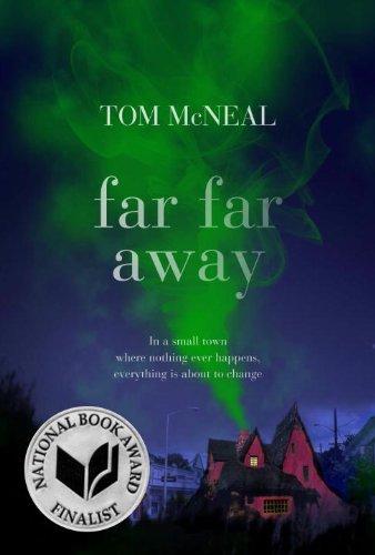 Far Far Away, Book Cover