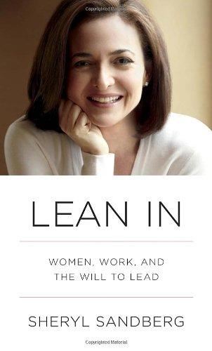 Lean In, Book Cover