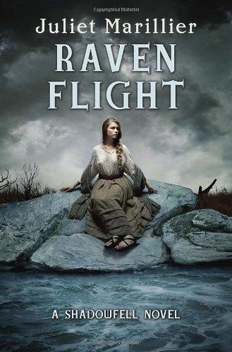 Raven Flight, Book Cover
