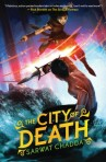 The City of Death, Book Cover