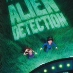The Fellowship for Alien Detection, Book Cover