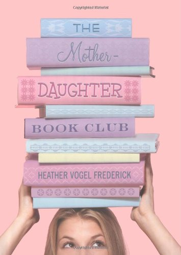 The Mother-Daughter Book Club, Book Cover