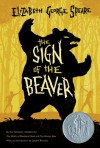 The Sign of the Beaver, Book Cover