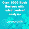 Over 1,000 Book Reviews Posted