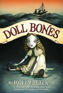 Doll Bones, Book Cover