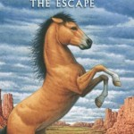 Horses of the Dawn: The Escape, Book Cover