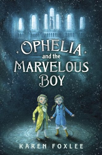 Ophelia and the Marvelous Boy, Book Cover