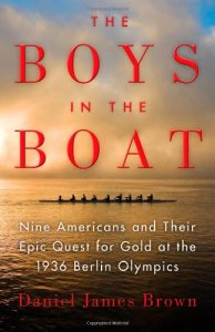 The Boys in the Boat, Book Cover