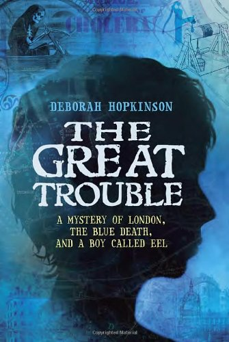 The Great Trouble, Book Cover