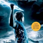 The Lightening Thief, Book Cover