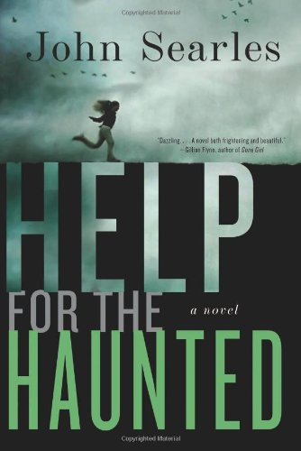 Help for the Haunted, Book Cover
