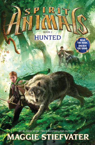Hunted, Book Cover