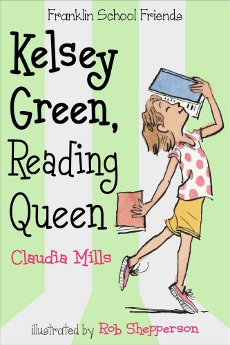 Kelsey Green, Reading Queen - Book Cover