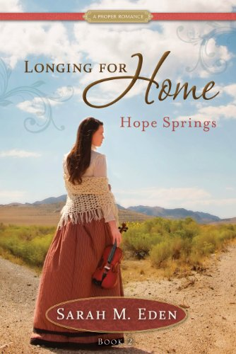 Longing for Home - Hope Springs, Book Cover