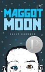 Maggot Moon, Book Cover