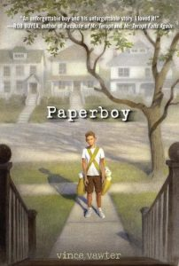 Paperboy, Book Cover