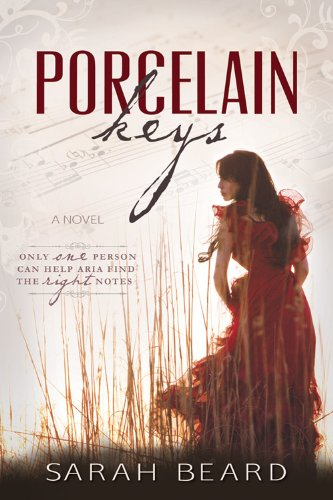 Porcelain Keys, Book Cover