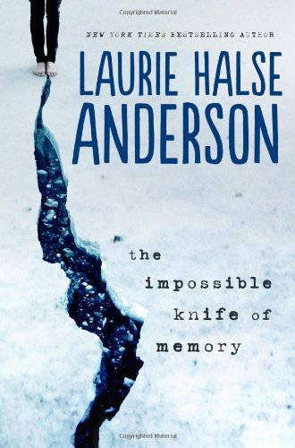 The Impossible Knife of Memory, Book Cover