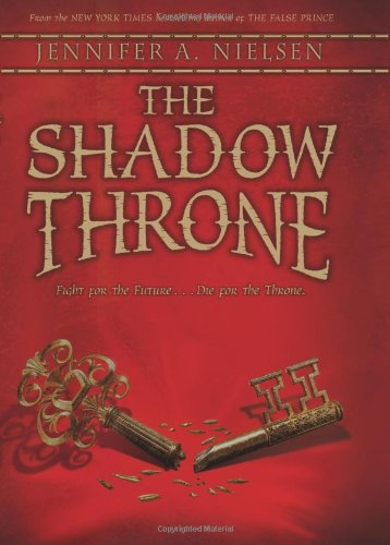 The Shadow Throne, Book Cover
