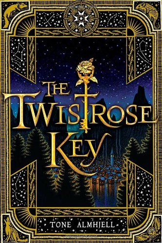 The Twistrose Key, Book Cover