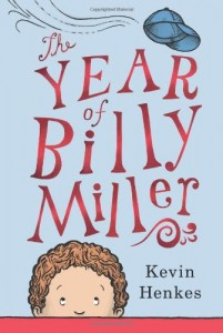 The Year of Billy Miller, Book Cover