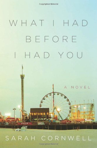 What I Had Before You, Book Cover