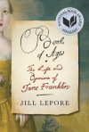 Book of Ages - The Life and Opinions of Jane Franklin