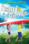Half a Chance, Book Cover