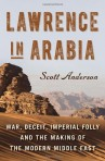 Lawrence in Arabia, Book Cover
