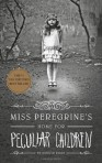 Miss Peregrine's Home for Peculiar Children, Book Cover