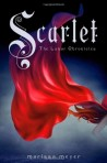 Scarlet: The Lunar Chronicles, Book Cover