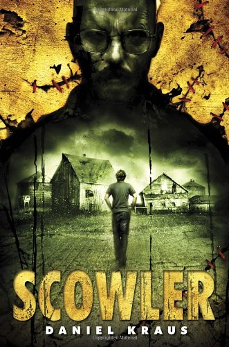 Scowler, Book Cover