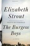 The Burgess Boys, Book Cover