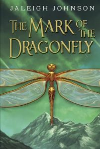 The Mark of the Dragonfly, Book Cover