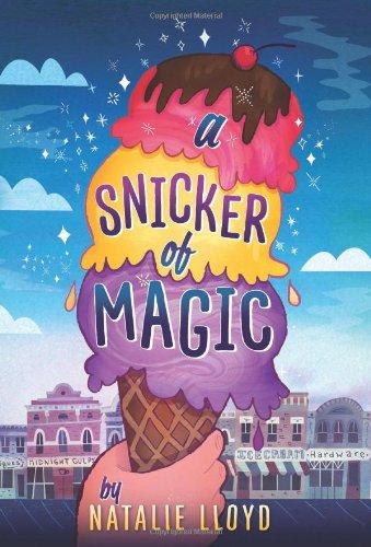 A Snicker of Magic, Book Cover