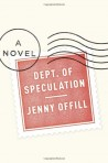 Dept. of Speculation, Book Cover
