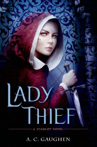 Lady Thief, Book Cover