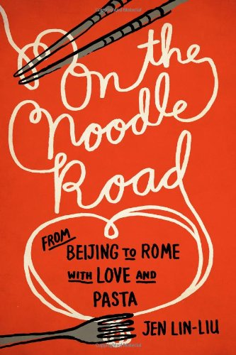 On the Noodle Road, Book Cover