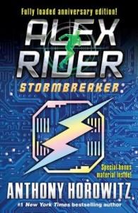 Stormbreaker, Book Cover