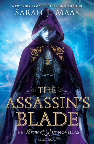 The Assassin's Blade, Book Cover