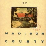 The Bridges of Madison County, Book Cover