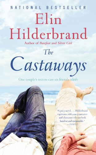 The Castaways, Book Cover