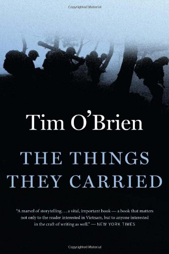 The Things They Carried, Book Cover